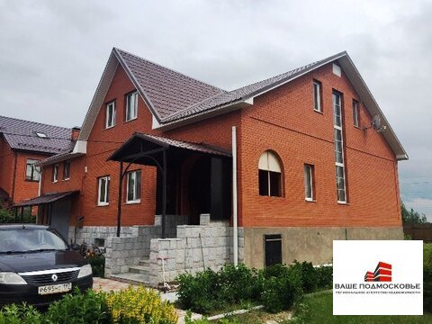 Дом в селе Ашитково