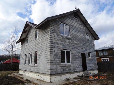 Продается дом в г.Голицыно (д.Кобяково)