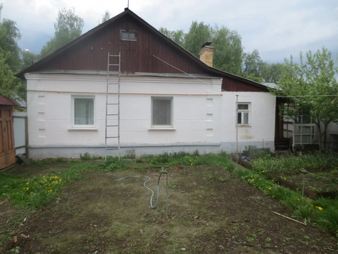 Продам полдома в г. Серпухов, ул. 1905 года, д. 70 около лесопарка
