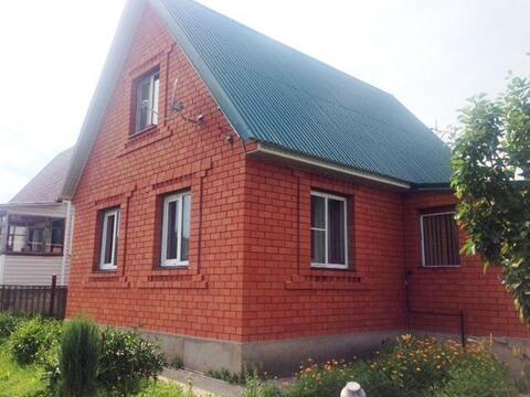Дом - 90 кв. м. в СНТ «Дорожник», около п. Михнево