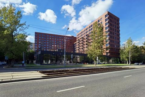 Двухкомнатная квартира у метро Университет