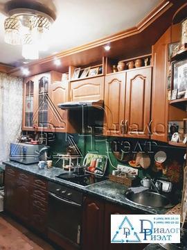 4 - комнатная квартира 80,2 кв.м. в пешей доступности до м. Перово