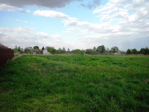 Участок 20 соток рядом с рекой и горнолыжной трассой в Наро-Фоминске