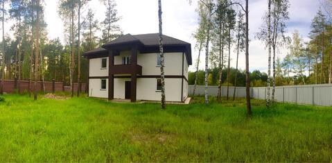 Новый коттедж 260 кв м п. Ильинский ПМЖ