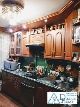 4 комнатная квартира 80,2 кв.м. в пешей доступности до м. Перово