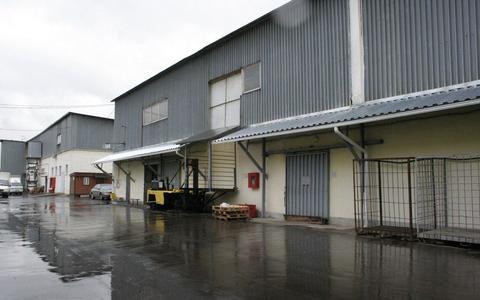 Складская база 13635 м2 в Люберцах, ул. Котельническая