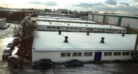 Складской комплекс 17800 м2 на участке 9 Га в Подольсе
