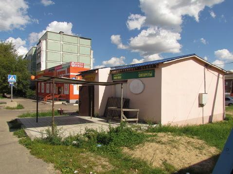 Продается торговый павильон в городе Озеры МО