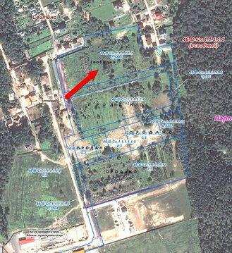 Последний участок 2,55 Га на бетонке а-107 по Киевскому шоссе, 50490000 руб.