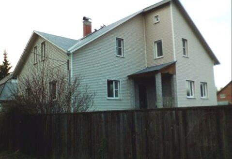 Продается 3 этажный дом и земельный участок в с. Ельдигино, Пушкинский
