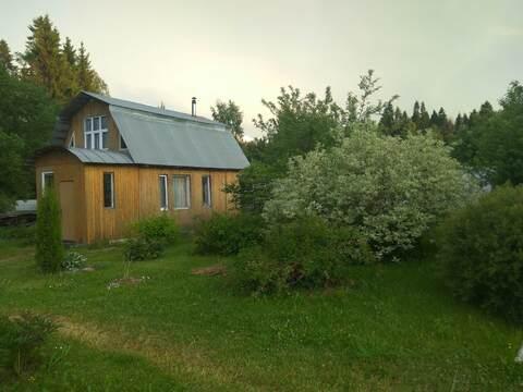 Дача в самом экологически чистом районе Московской области