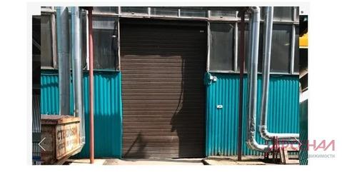 Сдаю производственно-складское помещение в ЮВАО
