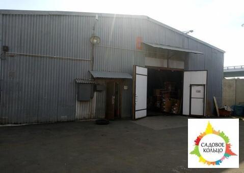 Сдам складское помещение (Теплый склад), с центральным отоплением 355
