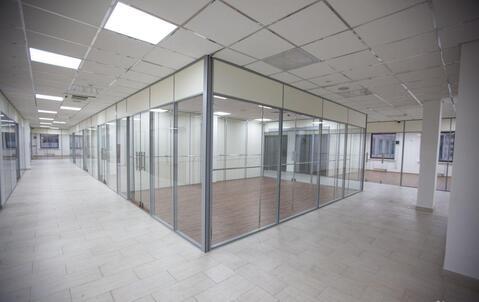 Сдаётся в аренду блок офисных помещений 1780 кв.м. в бизнес парке «Гри