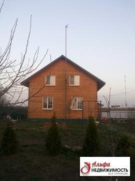 Жилой дом в д. Жирово, Раменский р-н