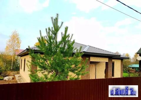 Дом 154 кв. м на участке 8 соток в СНТ Маслово