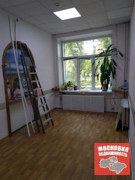 В шаговой доступности от ж/д ст.Пушкино сдается офис