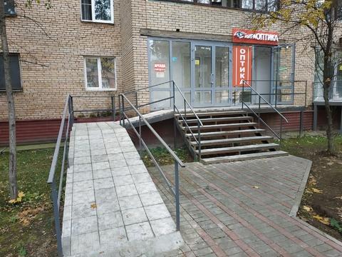 Торговая площадь на 1 этаже жилого дома, Лобня, ул. Ленина 19/1, 27000000 руб.