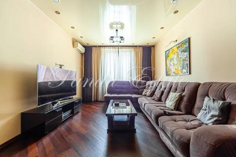 Можно 4 спальни, в квартире тихо (ном. объекта: 3564)