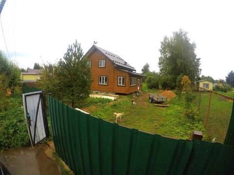 Продается дом 140 кв.м на уч-ке 20 соток: МО, Клинский р-н, Селинское