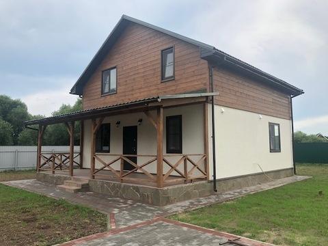 Новый дом под ключ, с. Ивановское, Чеховский район