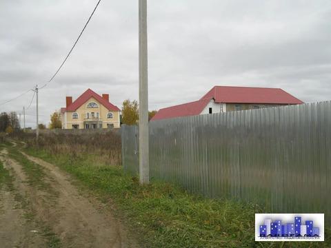 Участок 8 соток в д. Ложки, СНТ Русиновка.