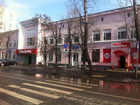 Арендный бизнес_супермаркет, Авиамоторная