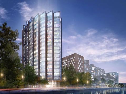 Продается Офис (А), 1 066,66 м2в бизнес-центре «dm-Tower (дм-Тауэр)»