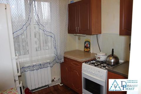 1-комнатная уютная квартира, 3 минуты пешком до ж/д ст. Малаховка