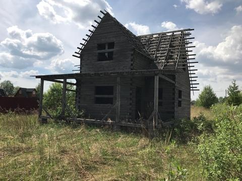 Зем. участок 7,5 соток и дом 100 кв м село Никитское