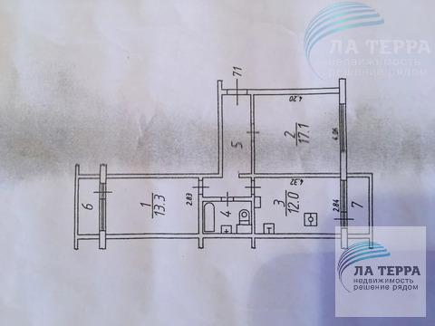 Продается 2 комнатная квартира Красногорск ул . Дачная 11
