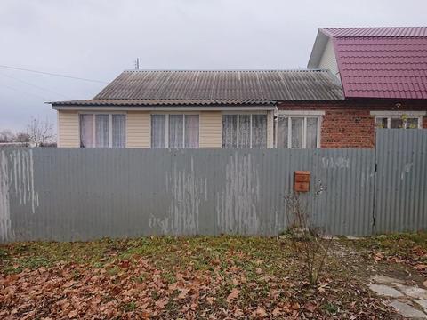 Продам часть дома в Малино, Ступинский городской округ, Мос. область.