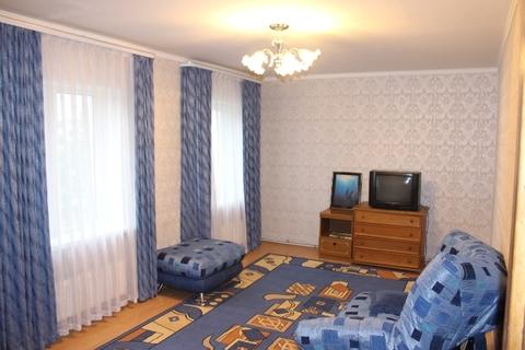 Двухкомнатная квартира с участком в Можайске