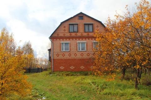 Дом в деревне Ефремовская