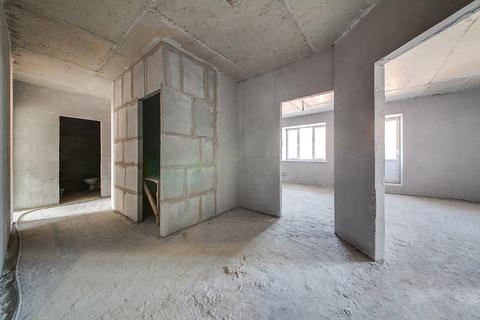 Удобная и просторная трехкомнатная квартира с отличным видом из окна