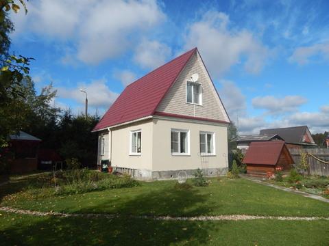 Дача 98 кв.м. на 6 сотках зимнего проживания вблизи п.Колюбакино