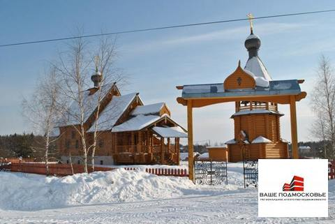 Участок 40 соток в деревне Молоково
