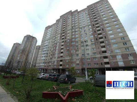 3-к квартира г.Подольск, ул.Генерала Варенникова, д.4, 74 м, 6/19 эт.