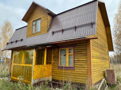 Срочно продается новый дом в д. Шиколово Можайский р.