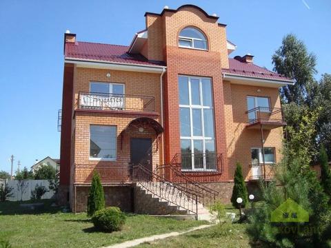 Дом в деревне Кулаково со всеми коммуникациями