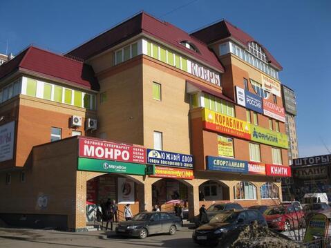 Торговый Центр 4405 м2 в центре Серпухова