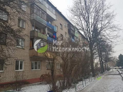 Продается 2х ком. квартира в пос. Деденево, 43 кв.м. 1 этаж.