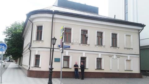 4 здания 3851 кв.м ул Пятницкая