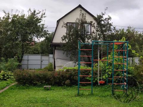 Теплый 2-эт. дом 70 м. кв. в черте Подольска, под чистовую отделку