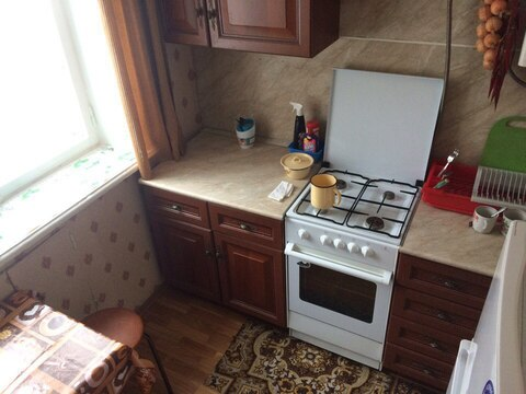 Однокомнатная квартира на Шибанкова