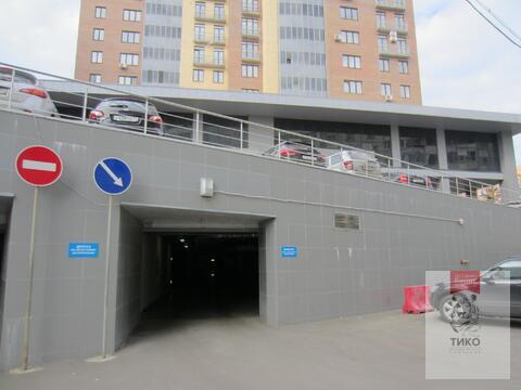Машино-место в охраняемом паркинге
