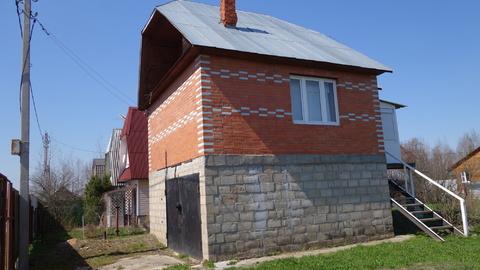Продается 2-х эт. дом пл. 60 кв. м. в СНТ Лужок вблизи Истринского вод