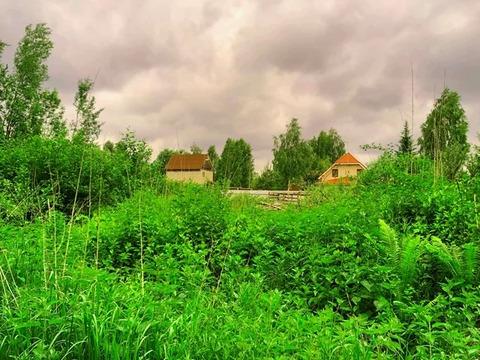 Участок в городе Куровское