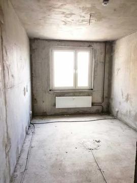 Двухкомнатная квартира без отделки