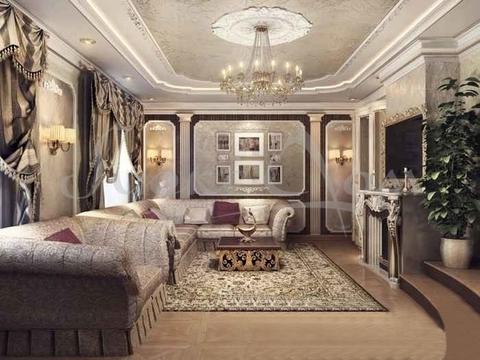 4-комнатная квартира, 130 кв.м., в ЖК Barkli Residence (Баркли Резиденс)